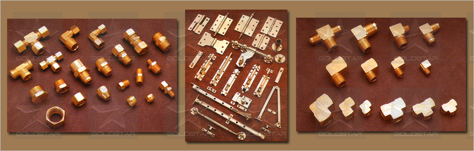 BRASS BUILDERS HARDWARE AND PLUMBING FITTINGS