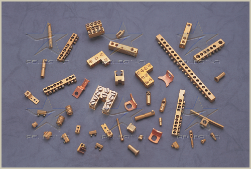 BRASS OEM COMPONENTS